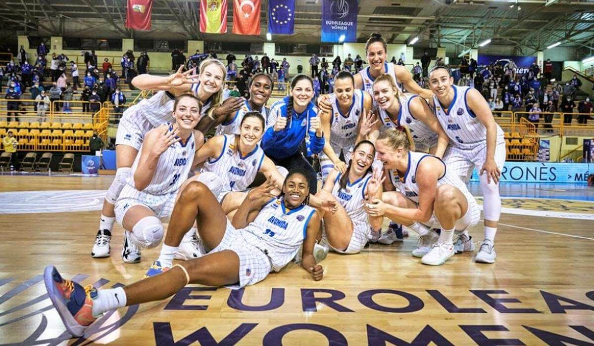 Euroleague Women, Avenida