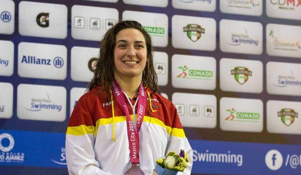 natación paralímpica