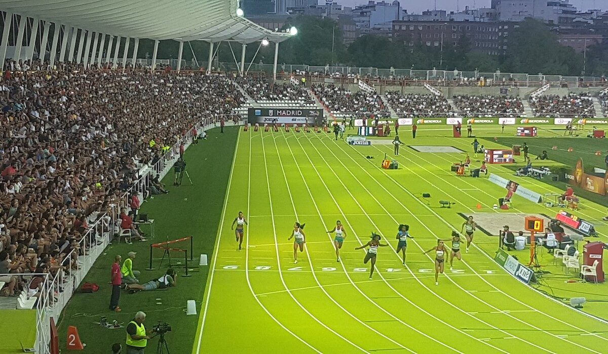 Atletismo | Cancelan el Meeting de atletismo de Madrid 2020