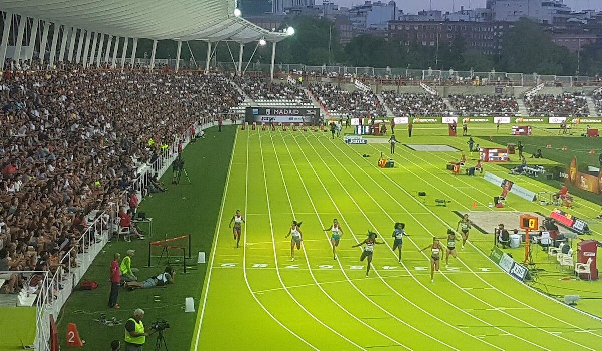 Atletismo | Cancelan el Meeting de atletismo de Madrid 2020