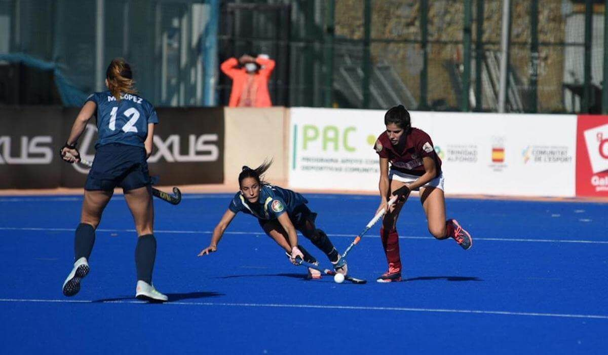 Club de Campo Villa de Madrid, hockey hierba