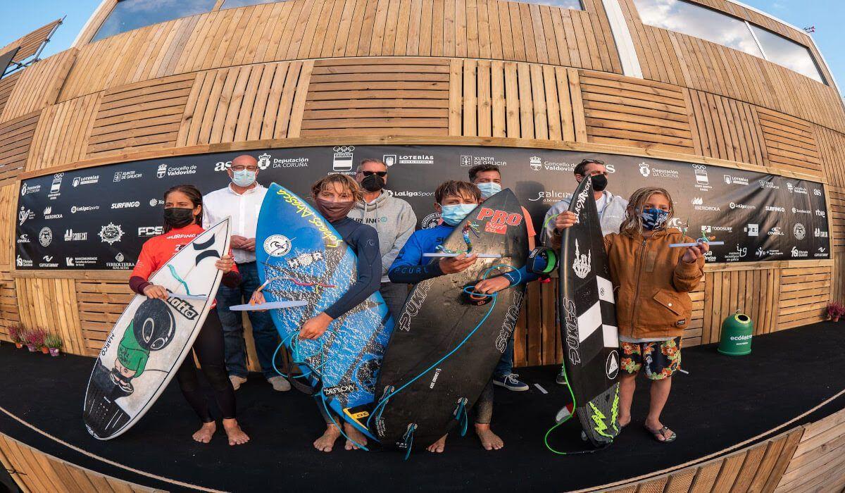 Surf, Campeonato España