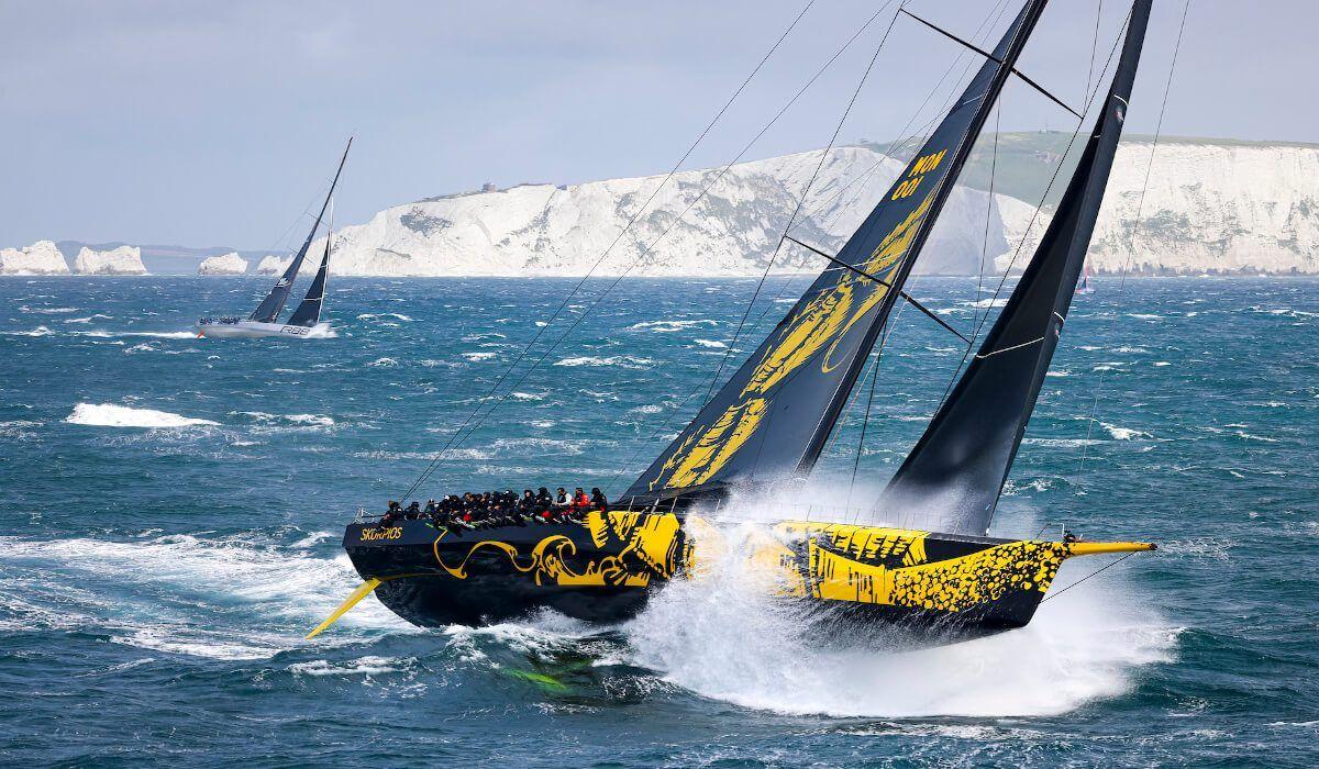 vela, Fastnet Race