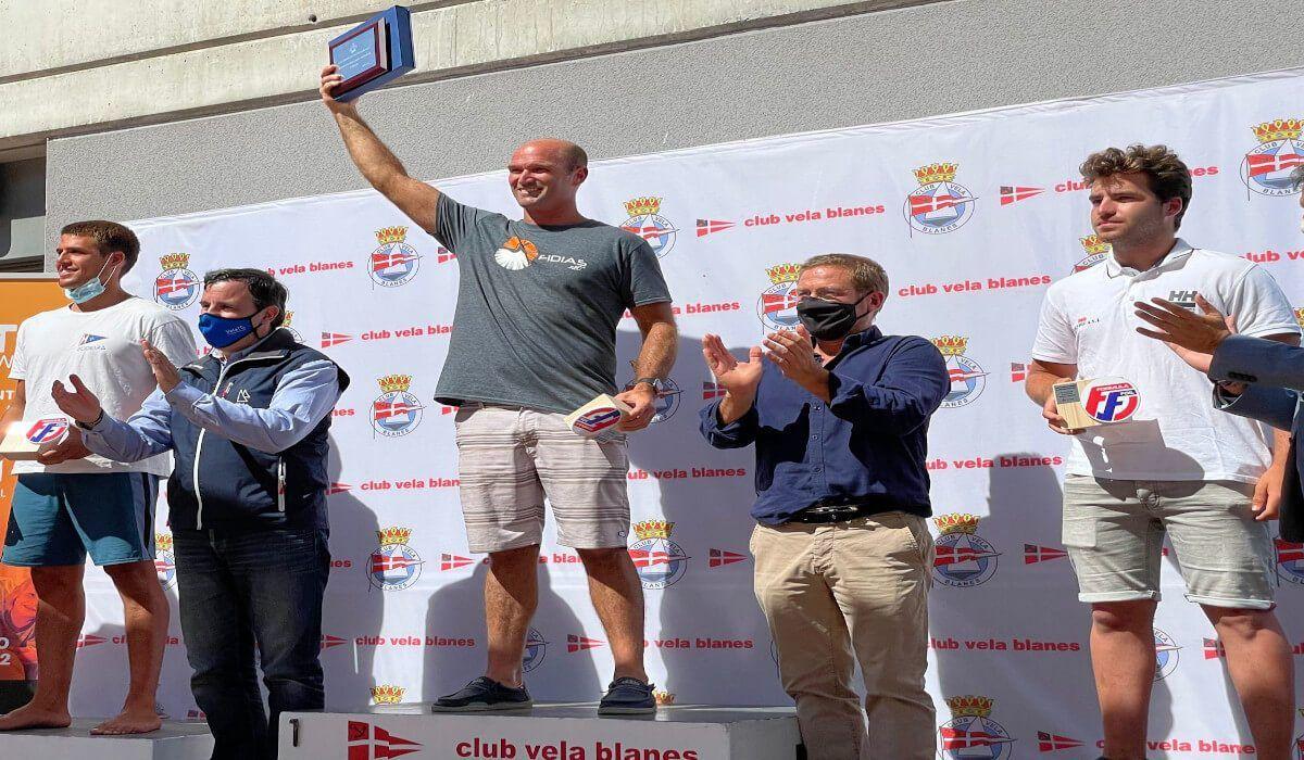 vela, Campeonato de España de raceboard