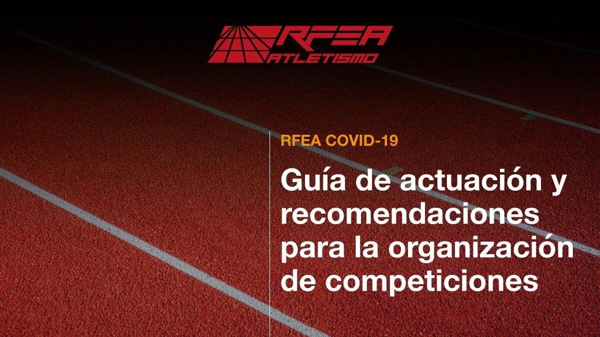 atletismo covid-19 guia recomendaciones