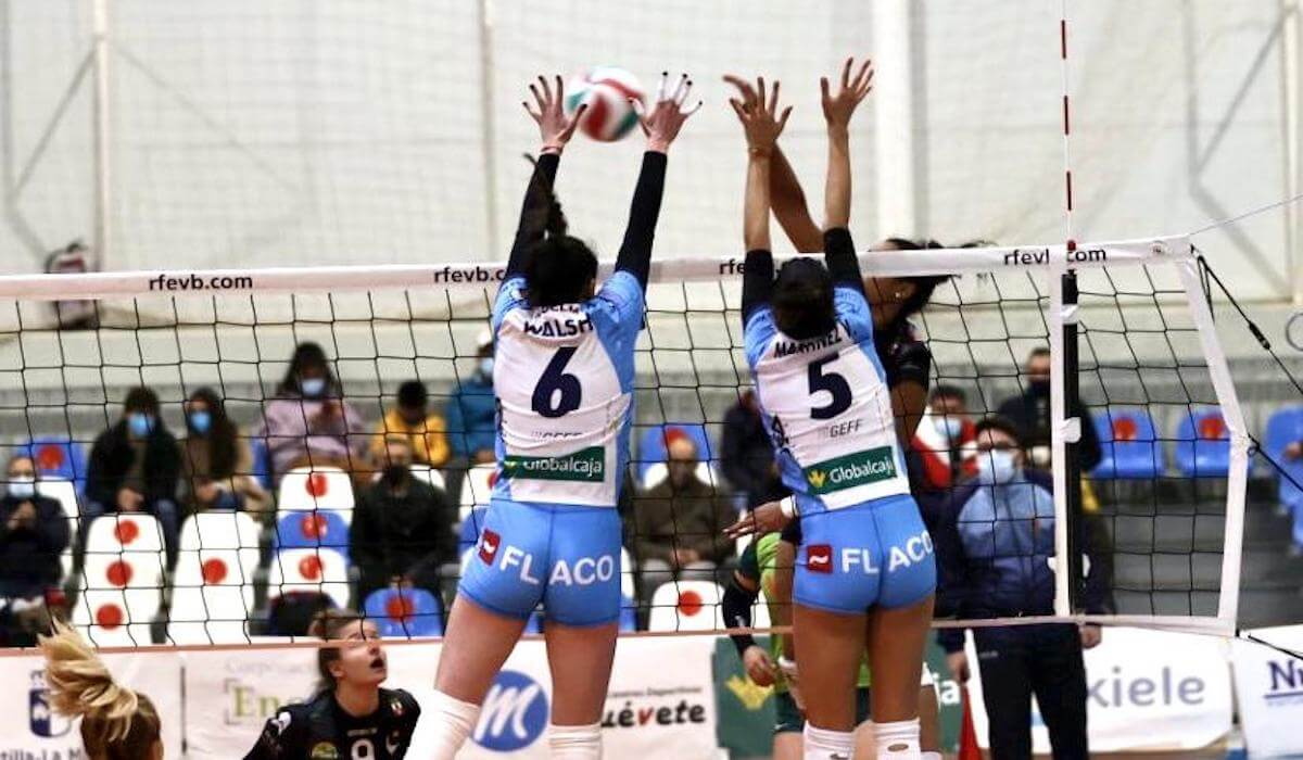 superliga voleibol