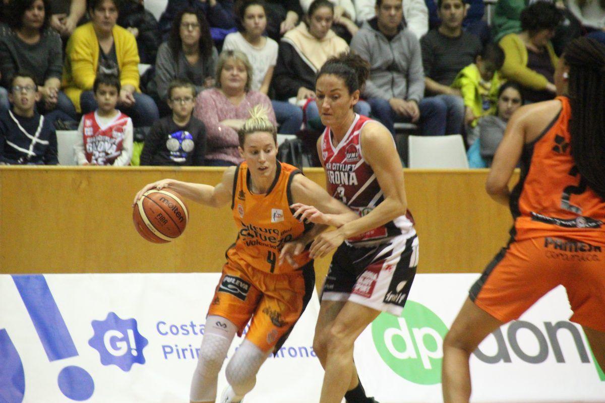 El Girona sufre para lograr un nuevo triunfo (71-61)