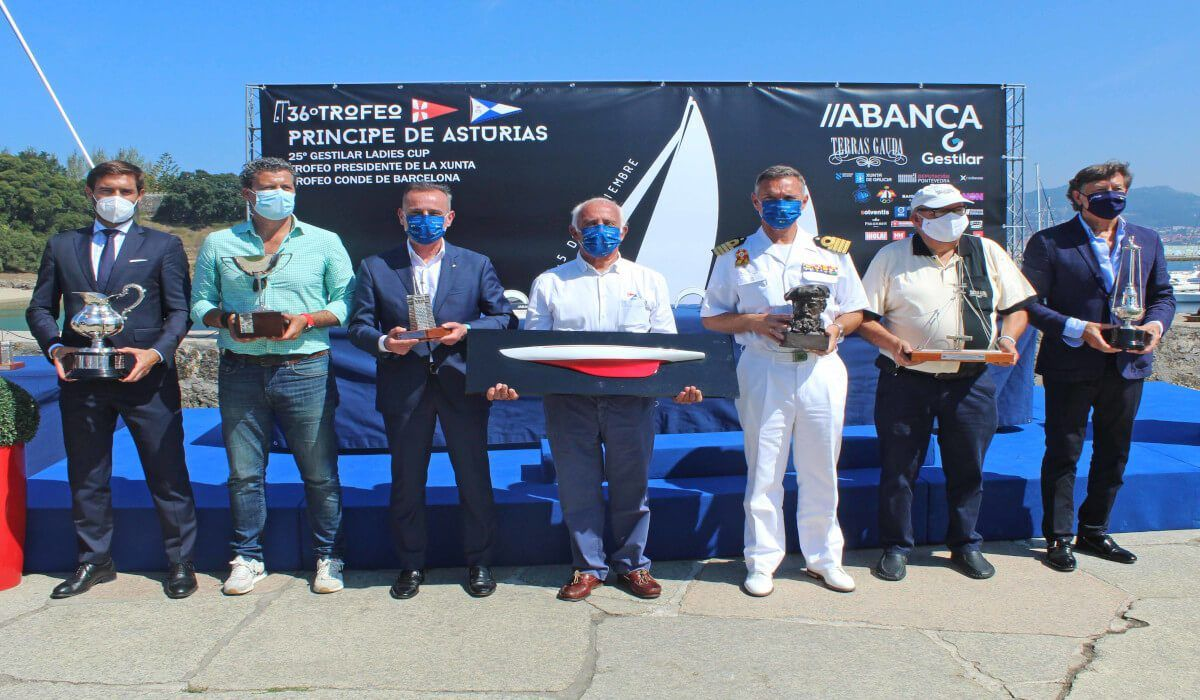 vela, Trofeo Principe Asturias