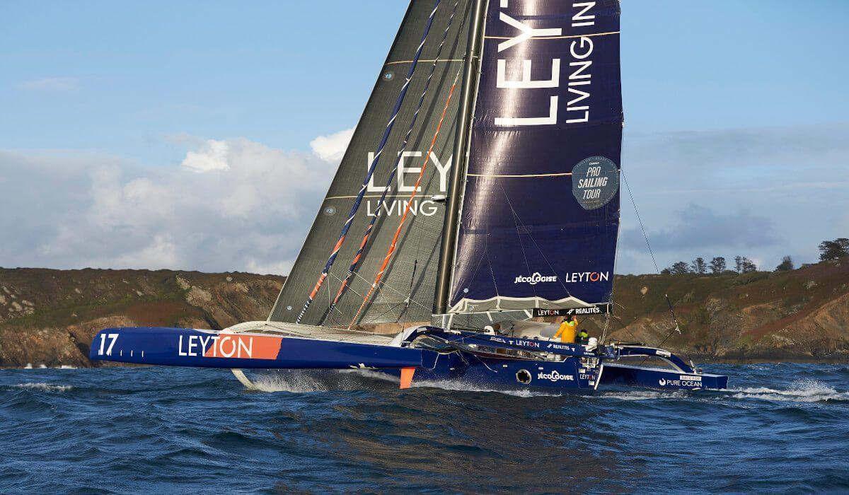 Vela, Pro Sailing Tour