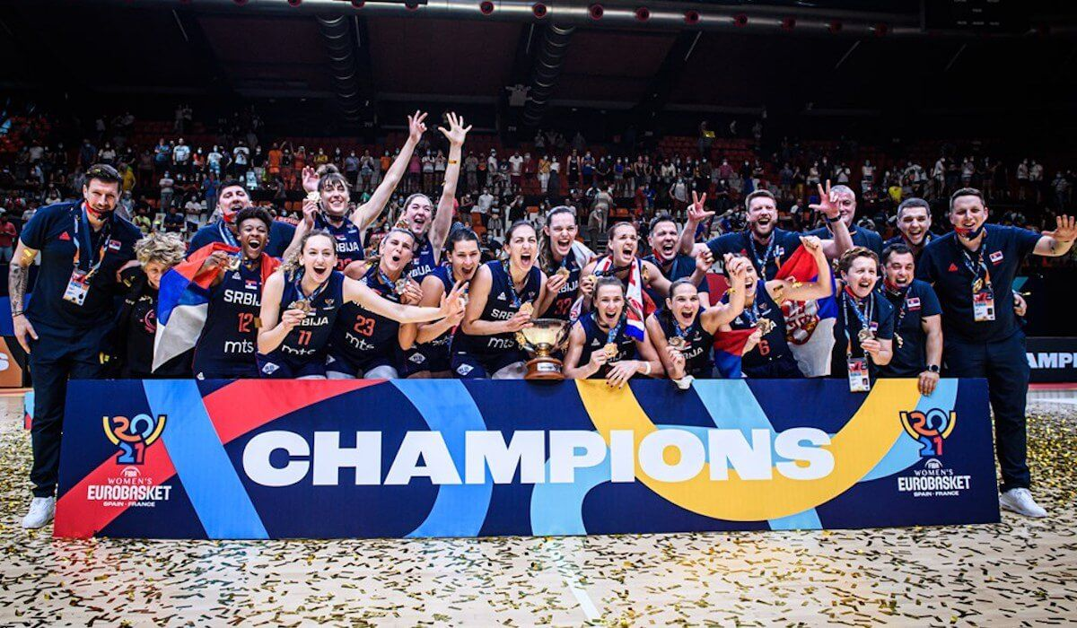 Serbia Eurobasket