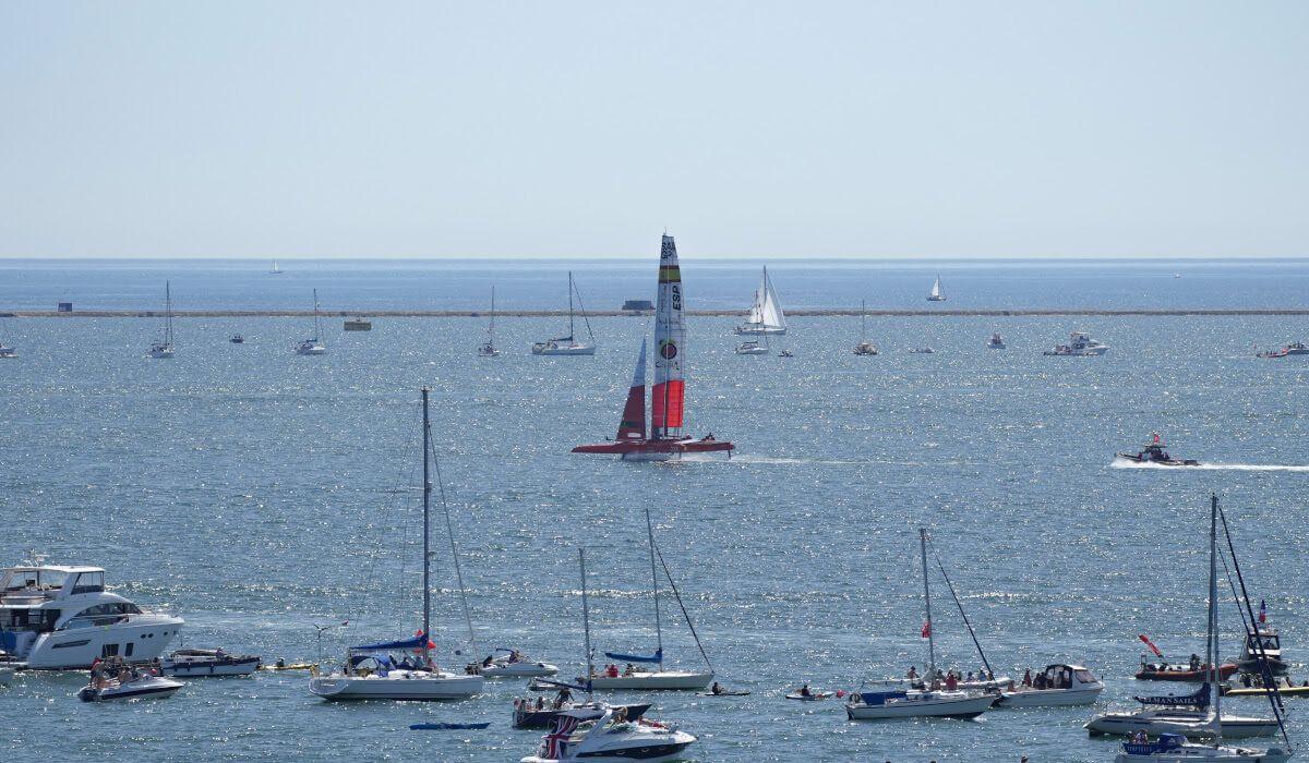 vela, circuito sail gp