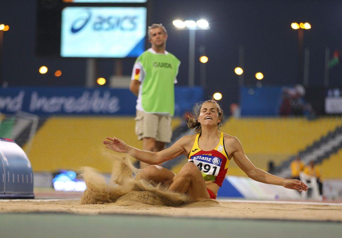 El equipo paralímpico español de atletismo regresa cargado de medallas del Europeo
