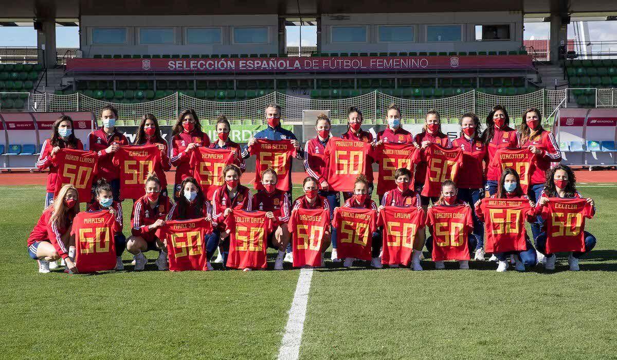 selección española fútbol