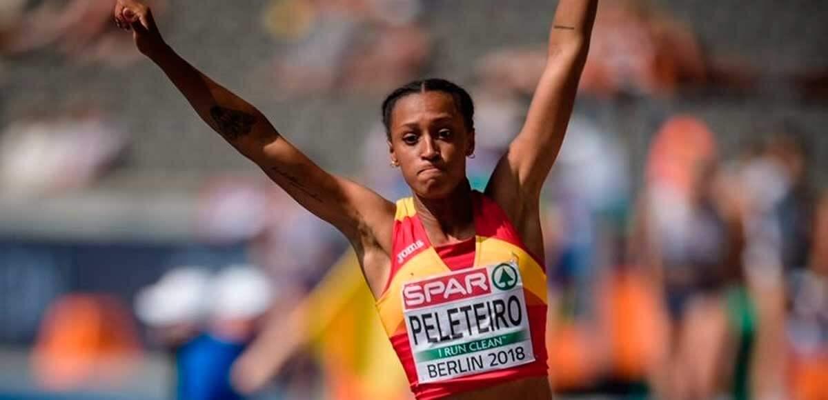 Ana Peleteiro. Foto: RFEA