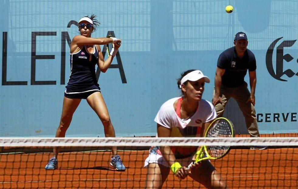 Muguruza, Suárez, Medina y Parra representarán el tenis femenino español en los Juegos