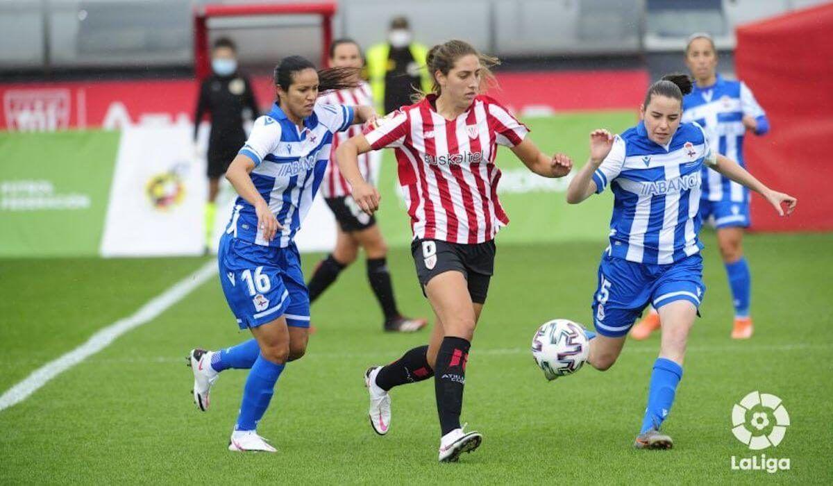 Primera Iberdrola, fútbol femenino