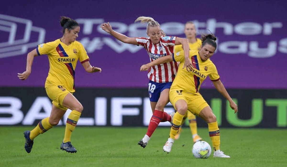 Atlético Barcelona cuartos UWCL