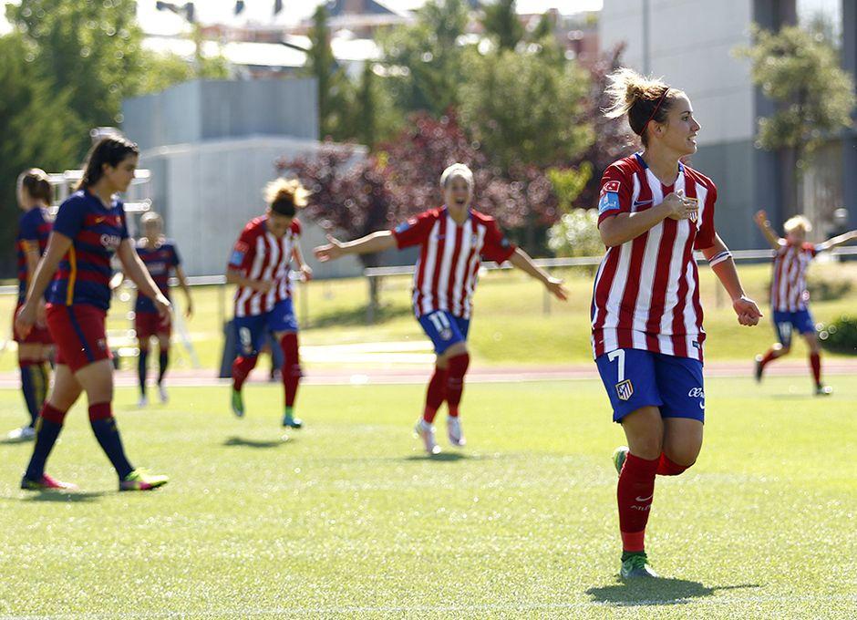 El Atlético conquista su primera Copa de la Reina