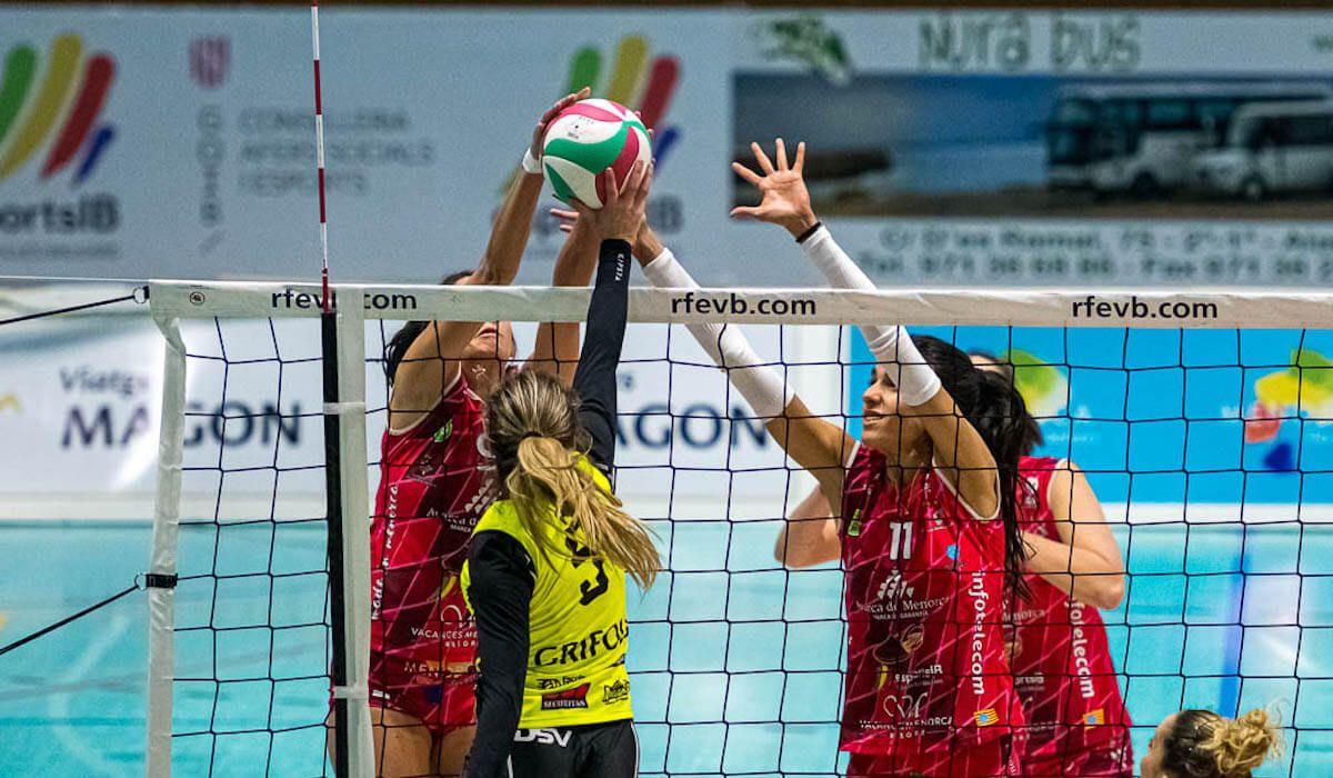 superliga voleibol, play offs, avarca menorca
