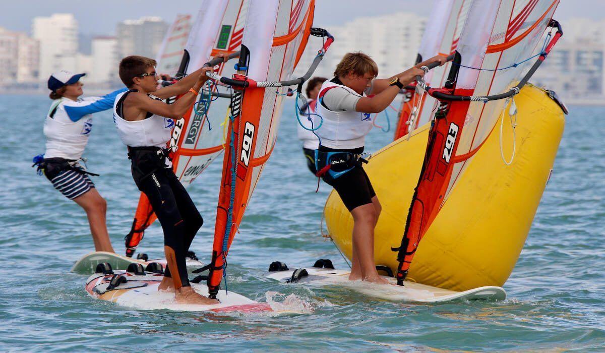 vela, Copa Andalucía Windsurfing