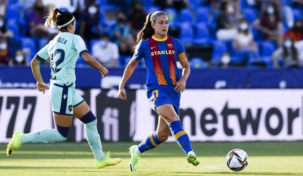 alexia putellas, fc barcelona