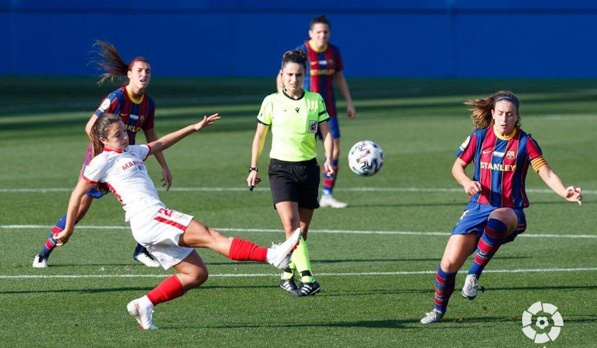 FC Barcelona, Sevilla FC, Primera División Femenina de fútbol, fútbol femenino