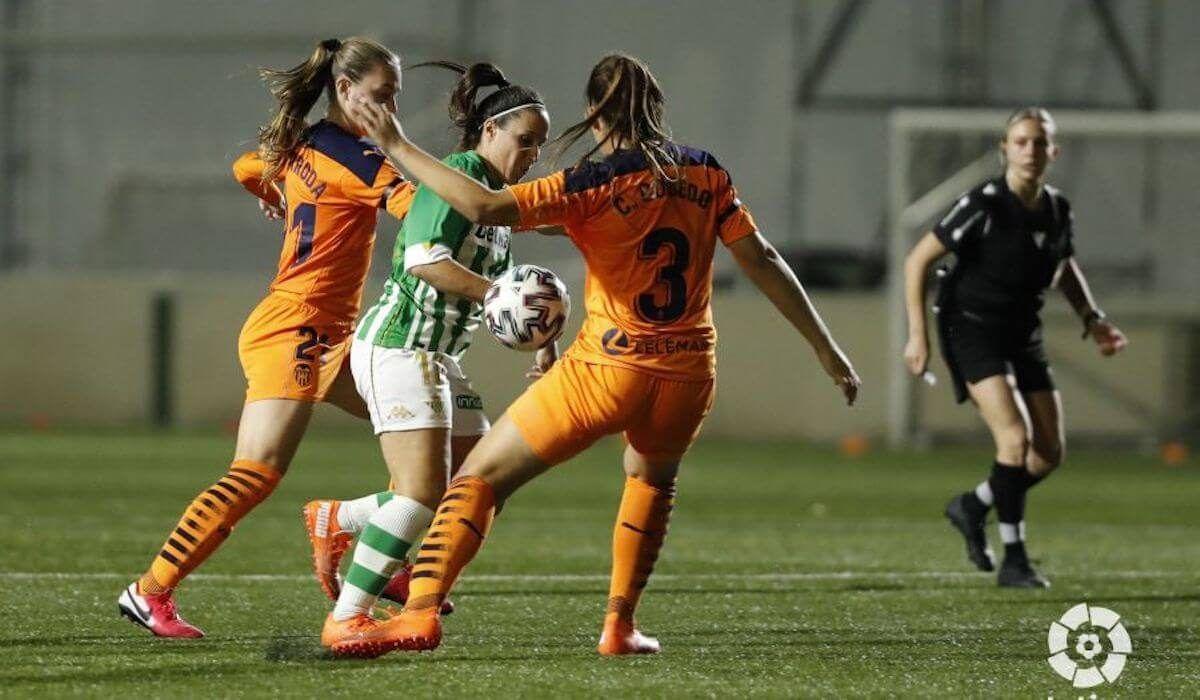 fútbol femenino, Primera División femenina, Valencia CF Femenino, Real Betis
