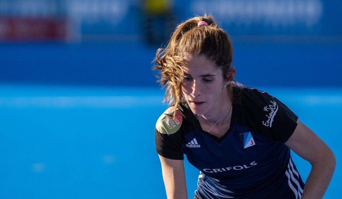 Carlota Petchamé, hockey hierba