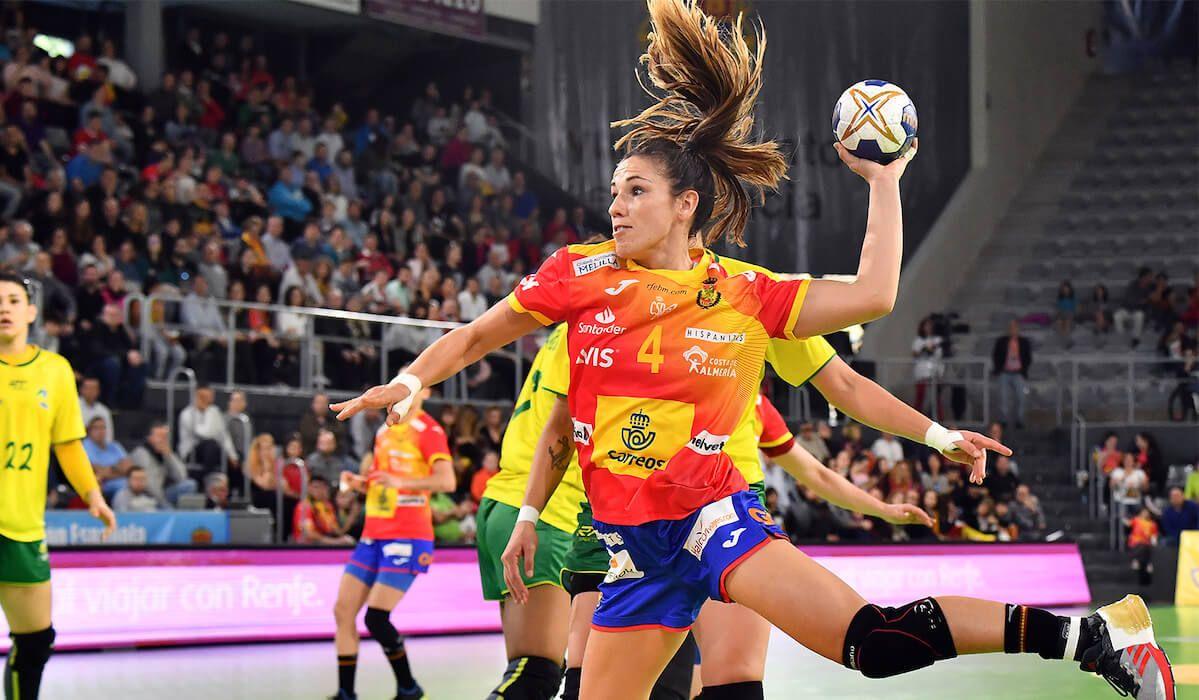 balonmano femenino