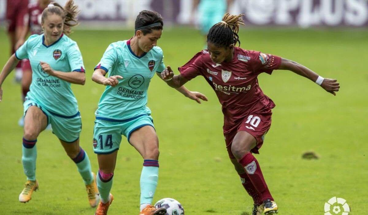 Levante, Logroño, Primera Iberdrola, fútbol femenino