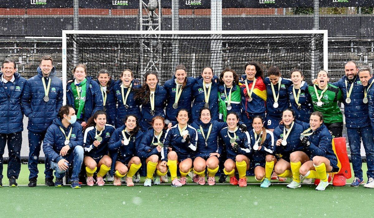 hockey hierba, club de campo villa de madrid, euro hockey