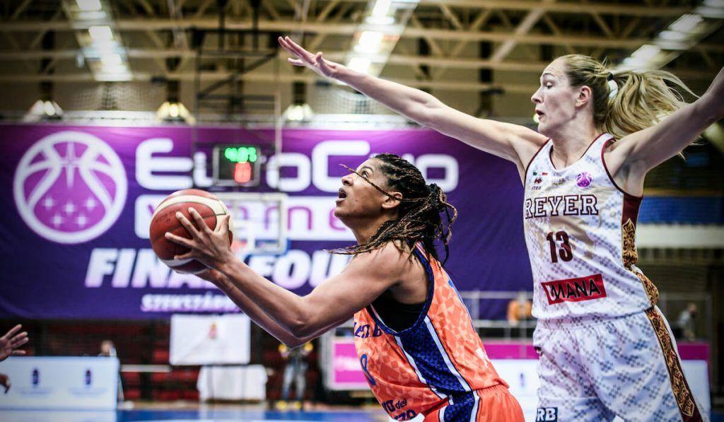 celeste trahan-davis, valencia basket, eurocup women