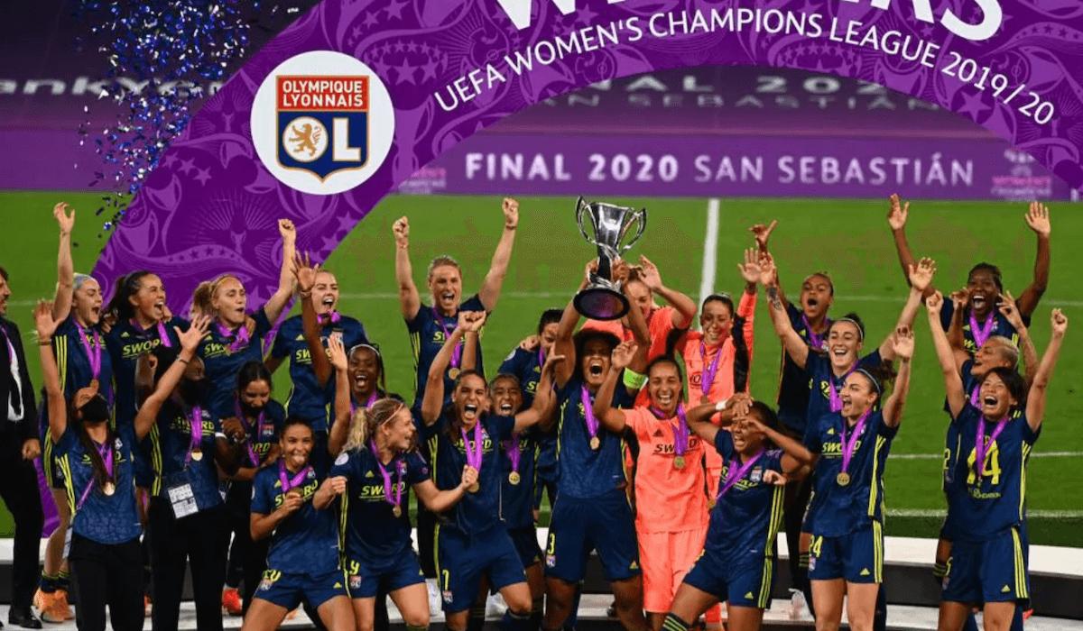 Lyon Champions