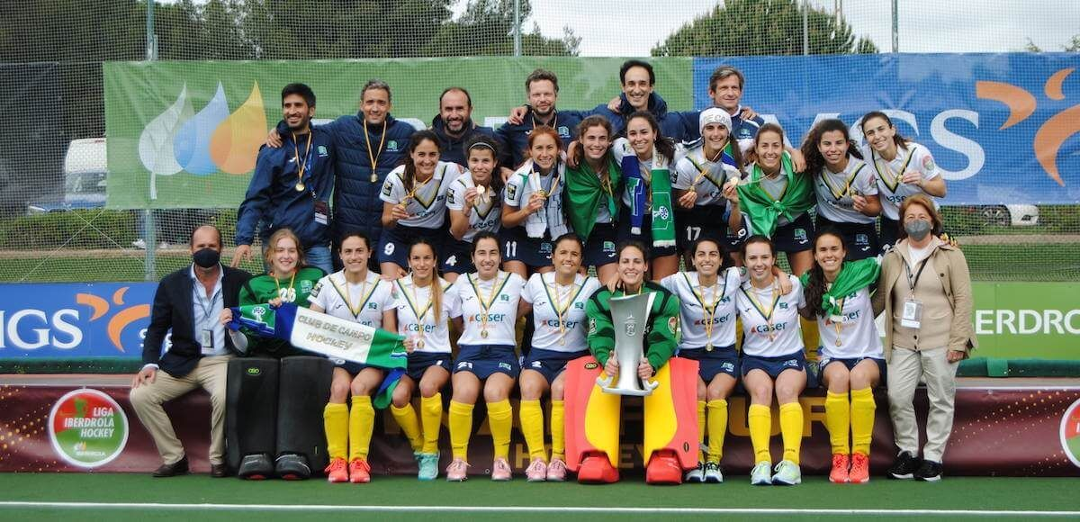 hockey hierba, club campo villa madrid