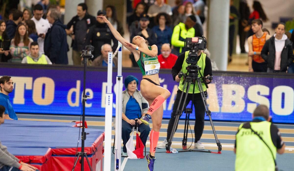 atletismo campeonato de españa