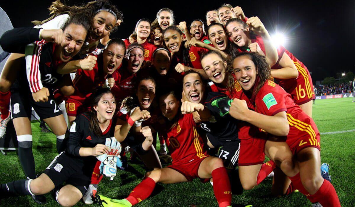 selección española sub17