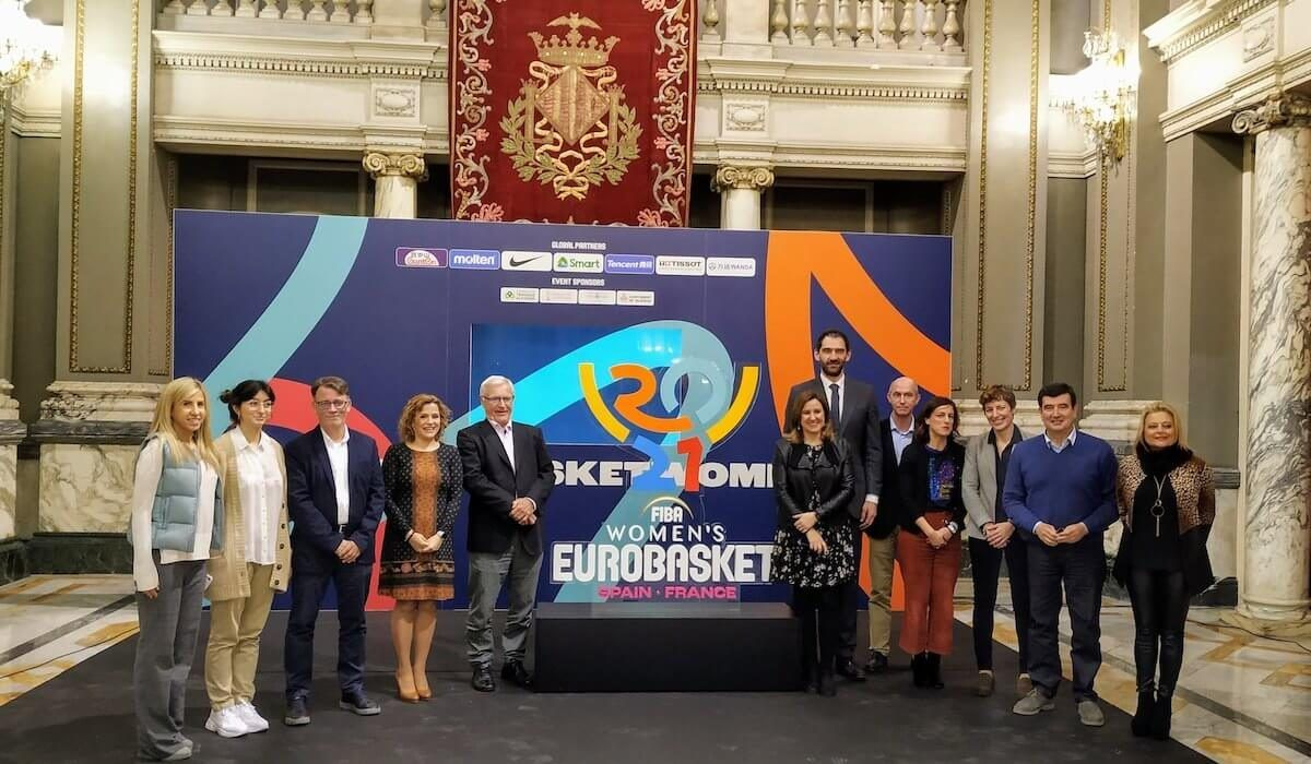 EuroBasket femenino