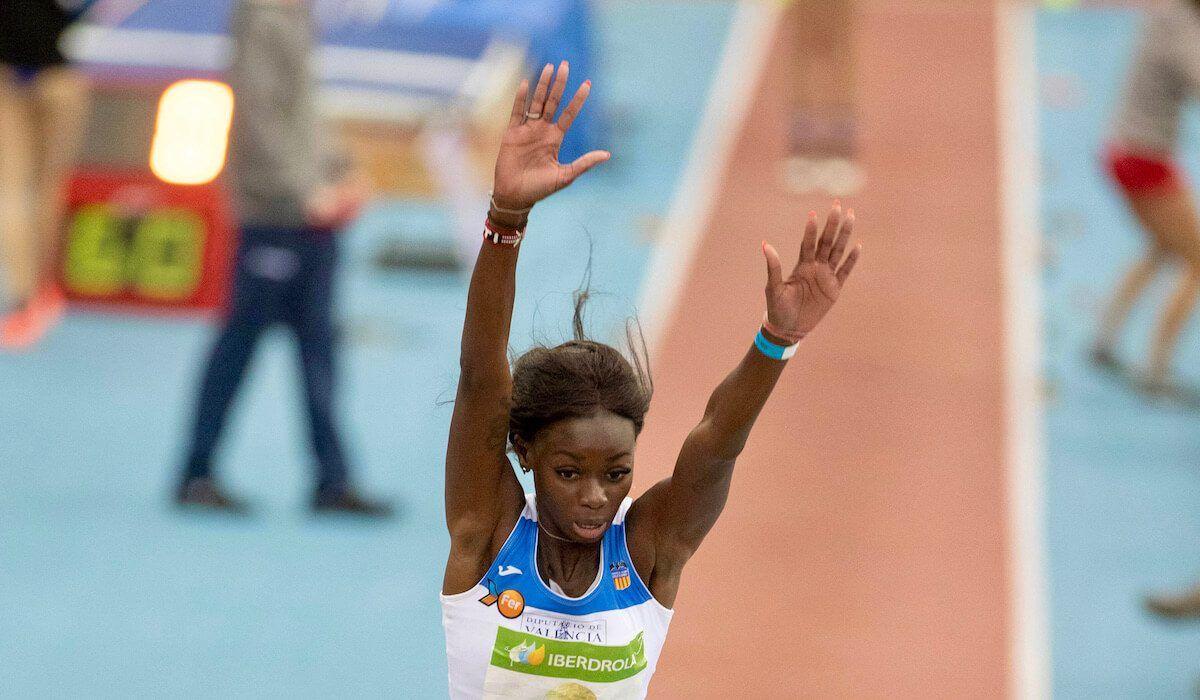 atletismo, campeonato de Europa