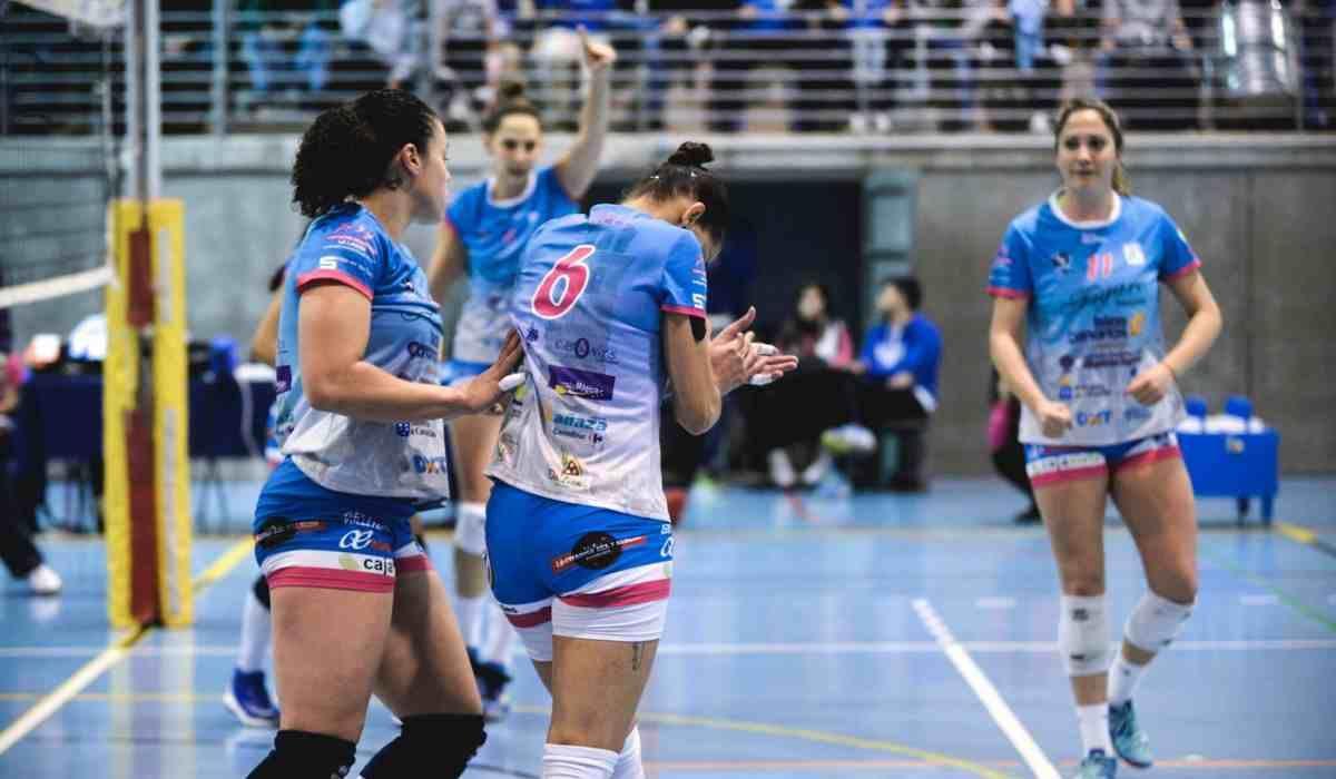 Superliga Iberdrola de voleibol