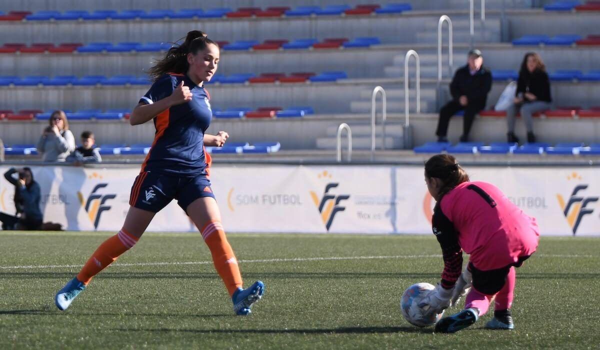 selección valenciana femenina sub'15