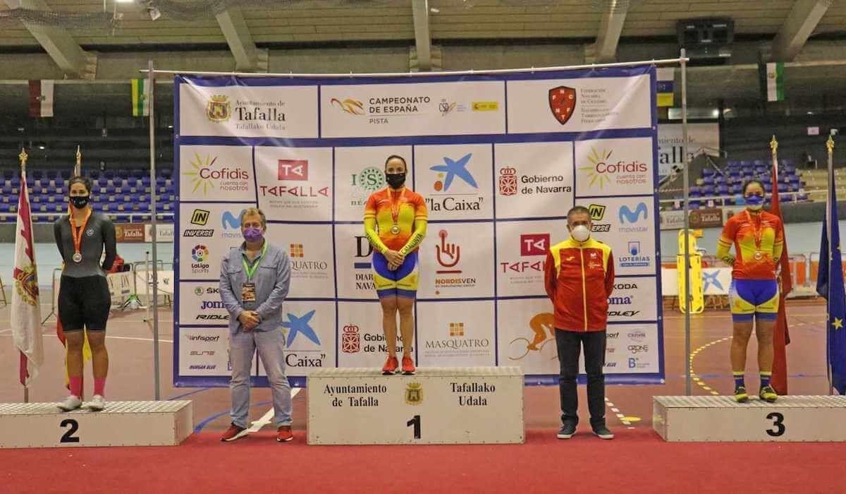 Helena Casas ciclismo