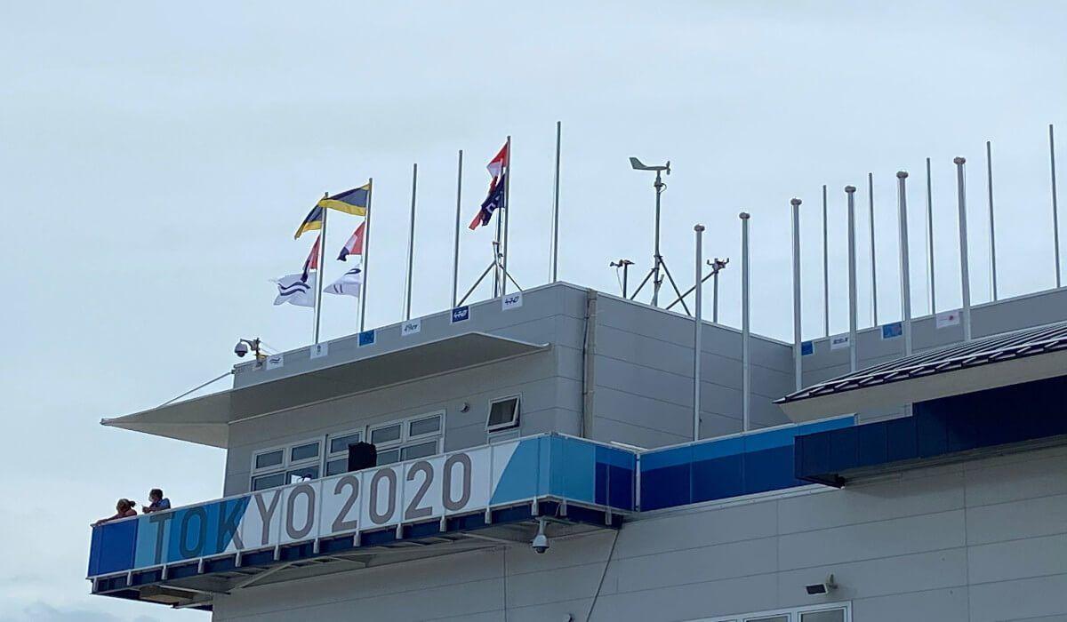 Vela, Juegos Olímpicos