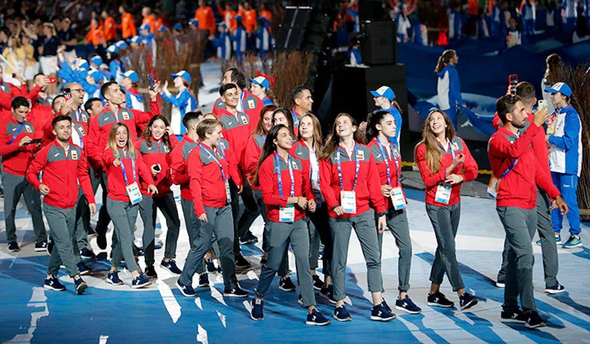 Juegos Europeos Minsk 2019