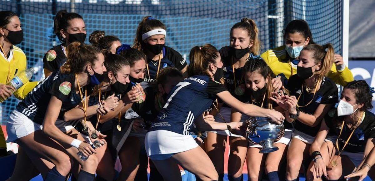 Junior FC, hockey hierba, Copa de la Reina