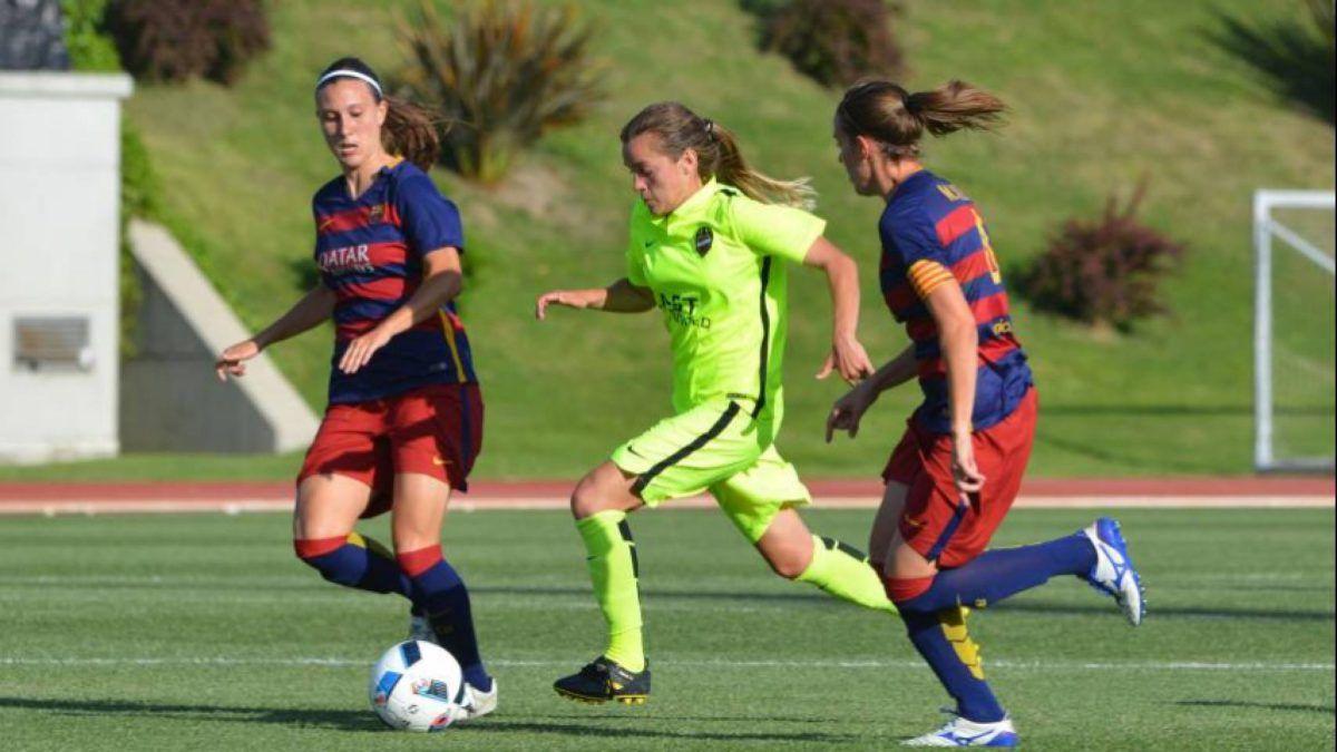 El Barcelona alcanza la final derribando al Levante