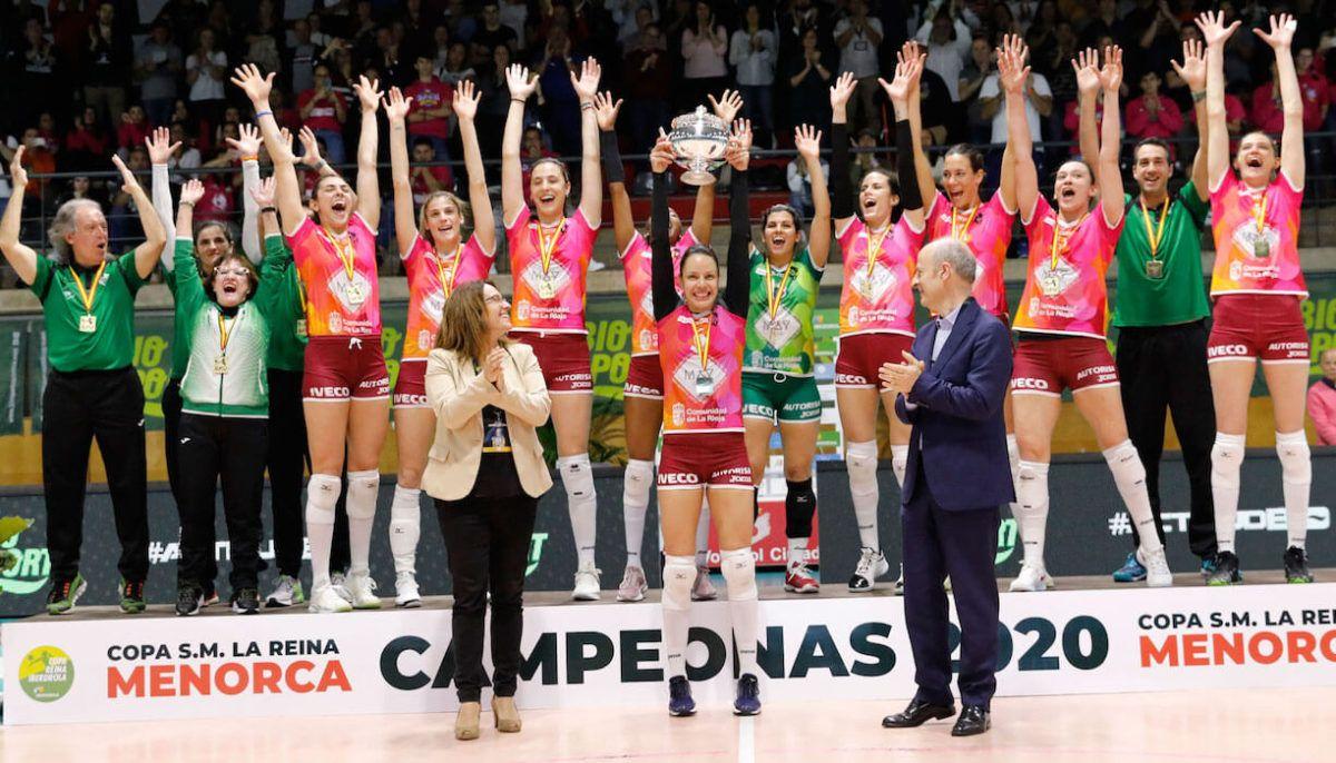 voleibol Copa de la Reina