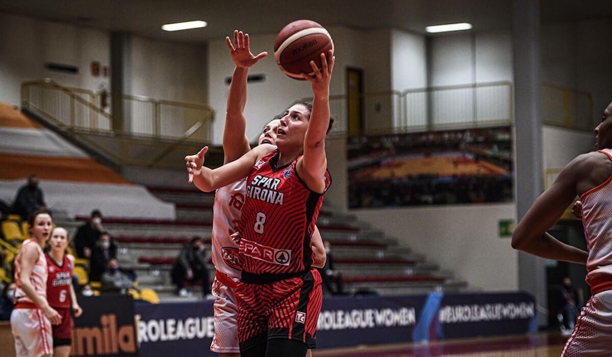 Spar Girona, Euroliga, baloncesto