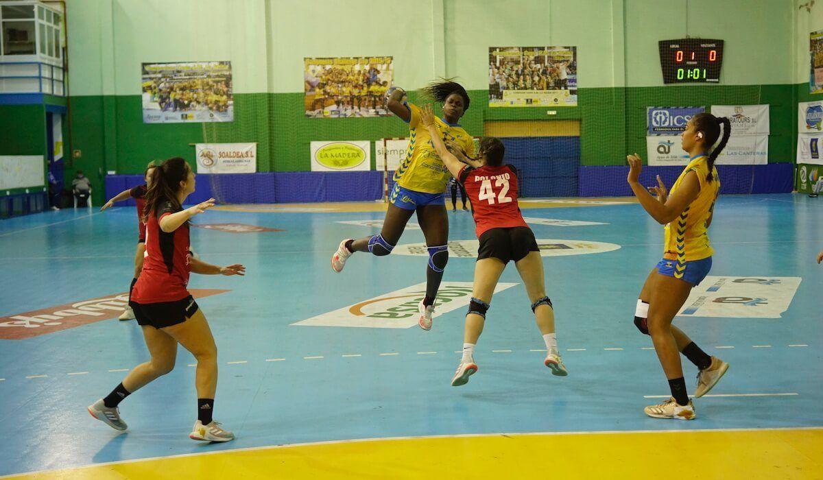 balonmano, dhf, división de honor femenina