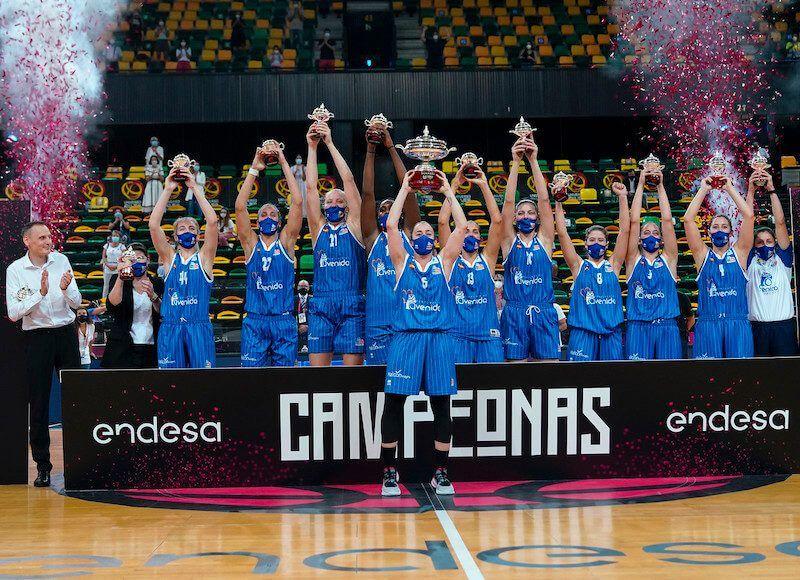 Perfumerías Avenida conquista su novena Supercopa LF Endesa de baloncesto