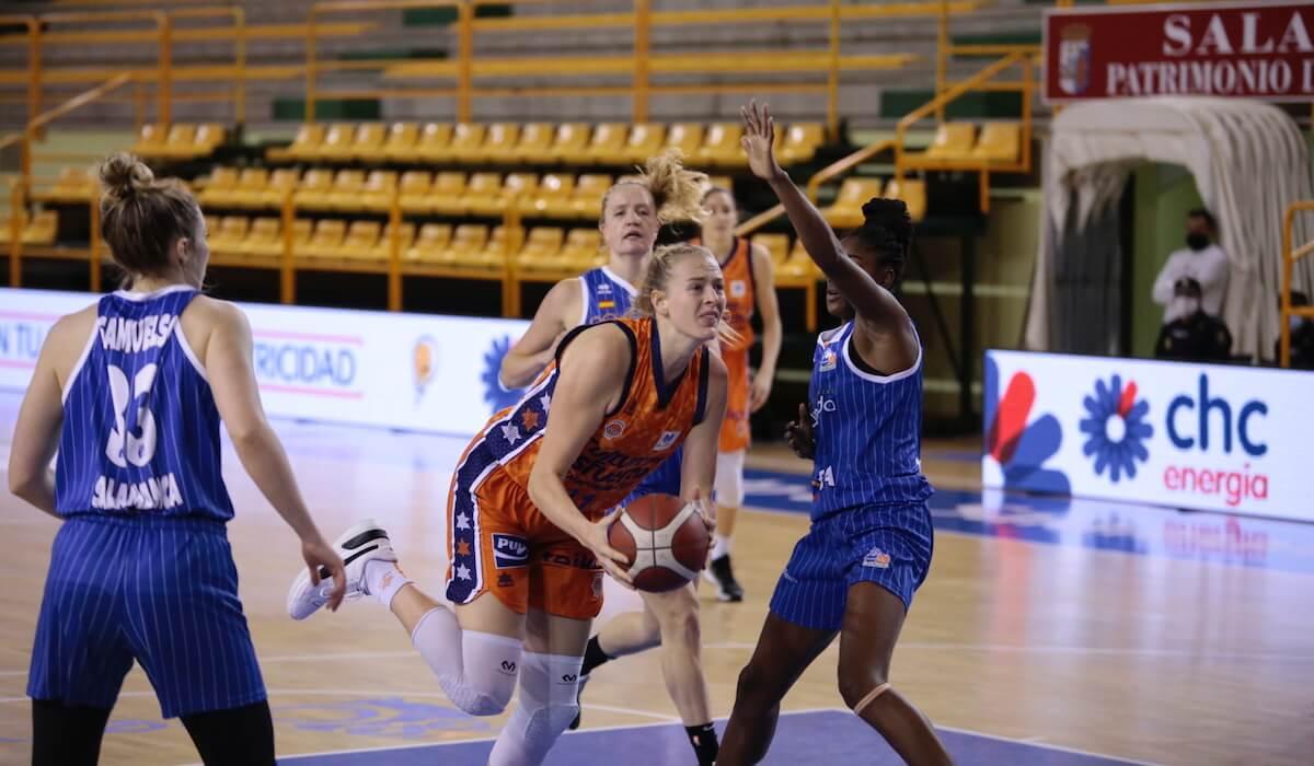 Valencia Basket, Perfumerías Avenida